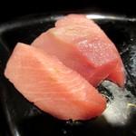 都寿司 - ちらしの中トロ多め~