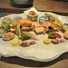 日本料理 潤花 - 料理写真:2017年5月13日の焼き物八寸