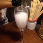泡包シャンパンマニア -