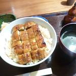 あめや - 料理写真:鰻丼