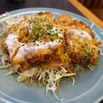 とんかつ太郎 - ヒレ丼