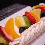 カシズキッチン シュク - 料理写真:期間限定ロングバシュラン