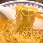 三吉屋 - 中華そば麺リフト