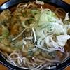 立喰そば 田舎 - 料理写真:春菊そば390円‼