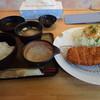 味処てっ平 - 料理写真:トンカツランチ