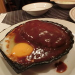 洋食キムラ - 「ハンバーグセット」1,320円