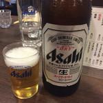 田舎三昧 とんぼ - 瓶ビール