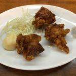 らー麺藤平 - からあげ