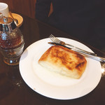 CAFA COFFEE  きの子茶屋 - フレンチトースト(450円)【平成29年5月14日撮影】