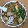 まるいし - 料理写真:天ぷらラーメン