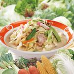 長崎ちゃんめん - 料理写真:野菜へのこだわり