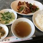 鳳華飯店 - 料理写真:ランチ