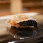 日本橋蛎殻町 すぎた - 鰆の藁焼き