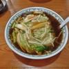 集来 - 料理写真:サンマー麺(手打ち)750円