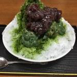 よもぎだんご・うどん 生田屋 - 料理写真: