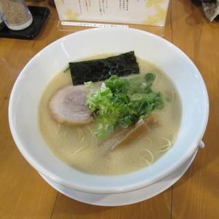 ろく月 - 料理写真:豚白湯