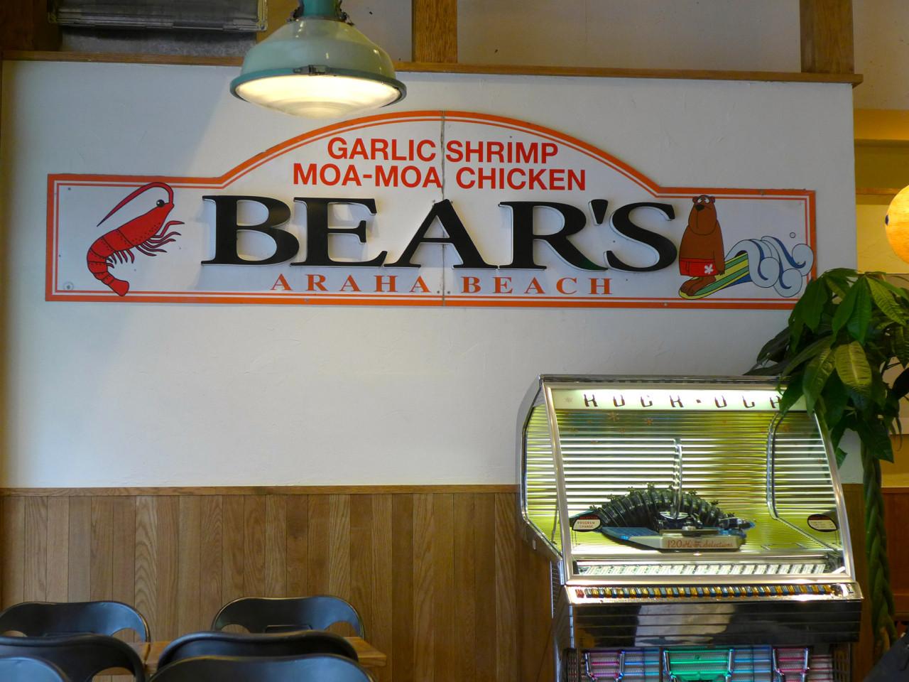 The Barba Tokyo Dine & Bear's