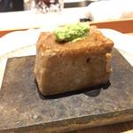 くろぎ - 胡麻豆腐