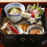京料理屋 嵐山さくら - 料理写真: