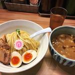 銀座 朧月 - 特製つけ麺