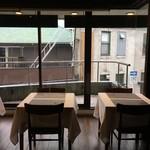 Arashida - テーブル席