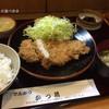 かつ精 - 料理写真:ロースかつ定食 950円