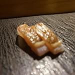 SUSHI TOKYO TEN、 - [料理] 愛媛 真鯛 刺身