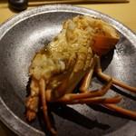 SUSHI TOKYO TEN、 - [料理] 蒸し立て 伊勢エビ