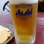 モティ - ドリンク写真:生ビール