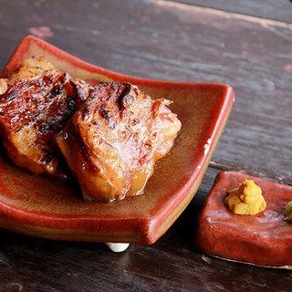 関東では珍しいソーキ肉