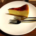こーひー屋仁助 - 手作りチーズケーキ