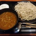 甚五郎 - 激辛カレーのおうどん