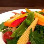 Gemelli   - うぉ〜今回は20種類の野菜