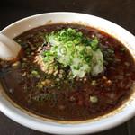 菊壱 - 黒ごま担々麺