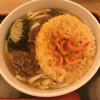 因幡うどん - 料理写真:七味掛け前