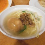 新台北 - 料理写真:担仔麺(ターミィ)