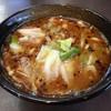 麺人佐藤 - 料理写真:醤油つけ麺 つけダレ