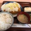 とんとん亭 - 料理写真:おろしとんかつ定食