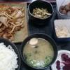 天輪屋 - 料理写真:しょうが焼き定食