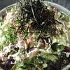 まるせん - 料理写真:本当に...ずごーい! 海の幸サラダです。