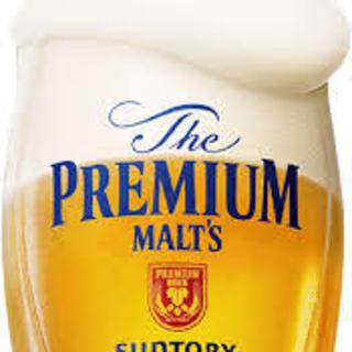 ビールの美味しい季節にサントリープレミアム達人店の生ビールを