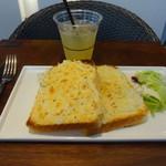 俺のBakery&Cafe - 淡路玉ねぎのグラタントースト