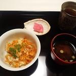 はり清 - 食事('17.05)