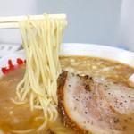 なんつッ亭 - ぼくの空 麺