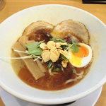 麺人 ばろむ庵 - 料理写真:ヤマトブラック