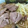 ラーメンショップ - 料理写真:ネギ味噌チャーシュー(\890)+中盛(\100)+太麺(\0)