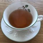 スプーンティ&レストラン - マスカットグレープの紅茶