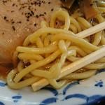 67323750 - 麺アップ