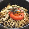 焼肉のかねまる - 料理写真:明太子の石焼ビビンバ