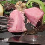 レストラン 間 - 仔牛の美しい焼き加減